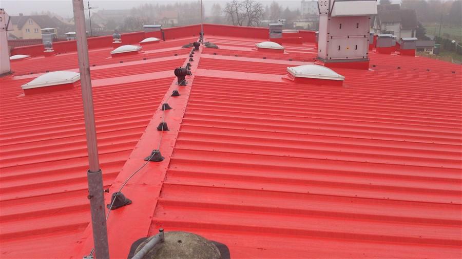Dach uszczelniony w systemie DuroDACH